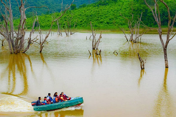 Maredumilli Tour Package From Kakinada